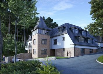Thumbnail 2 bed flat for sale in Crosstrees, Lilliput, Poole, Dorset