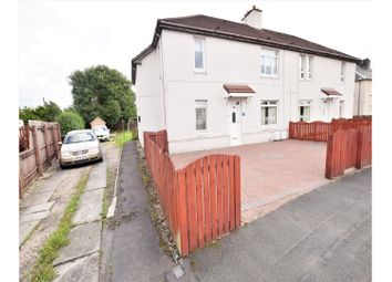 Thumbnail 2 bed flat for sale in Faskine Avenue, Airdrie