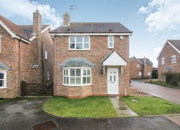 Thumbnail 3 bed detached house for sale in Coopers Meadow, Long Riston, Hull