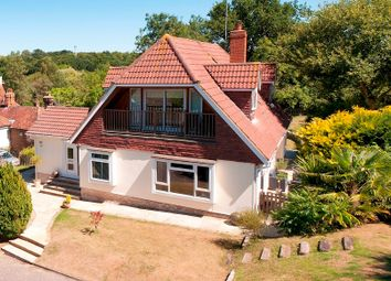 Thumbnail 4 bed detached house for sale in Mount Pleasant Drive, Bearsted, Maidstone