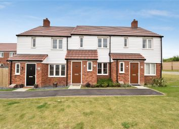 Thumbnail 2 bed terraced house for sale in Halcrow Avenue, Waterside, Dartford, Kent