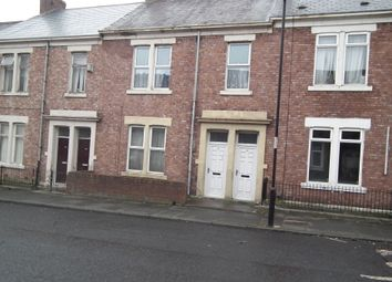 Thumbnail 2 bed flat to rent in Croydon Road, Arthurs Hill, Newcastle Upon Tyne