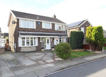 Thumbnail 4 bed detached house for sale in Achille Road, South Humberside, Grimsby, Lincolnshire