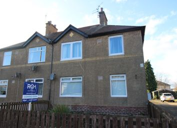 Thumbnail 2 bedroom flat for sale in 53 Abbots Road, Grangemouth