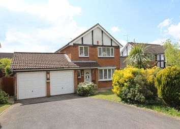 Thumbnail 4 bedroom detached house for sale in Sundew Road, Broadstone, Dorset