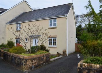 Thumbnail 3 bed link-detached house for sale in Llwyn Teg, Swansea