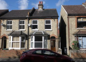 Thumbnail 3 bedroom semi-detached house to rent in Frenches Road, Redhill