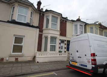 Thumbnail 7 bed terraced house to rent in Fawcett Road, Southsea