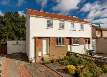 Thumbnail 2 bed semi-detached house for sale in 148 Broomhall Road, Edinburgh