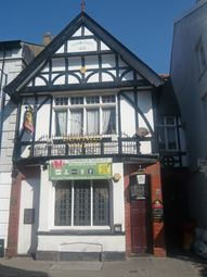 Thumbnail Pub/bar for sale in Ceredigion - University Town Centre Pub SY23, Ceredigion