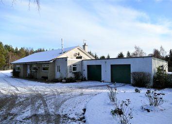 Thumbnail 4 bedroom detached bungalow for sale in Kellas, By Elgin