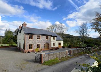Thumbnail 4 bed detached house for sale in Pumpsaint, Llanwrda