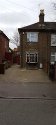 Thumbnail 3 bed end terrace house to rent in Bennetts Castle Lane, Dagenham, Essex