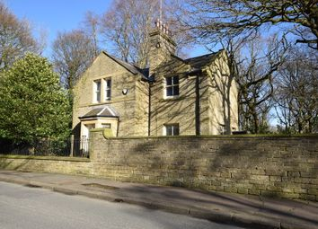 Thumbnail 4 bed detached house to rent in Reinwood Road, Lindley, Huddersfield