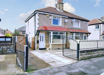 Thumbnail 2 bedroom semi-detached house for sale in Claremont Road, Shipley