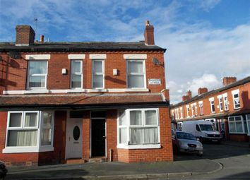 Thumbnail 2 bed end terrace house for sale in Cadogan Street, Moss Side, Manchester
