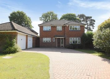 Thumbnail 4 bed detached house for sale in Henley Drive, Frimley Green