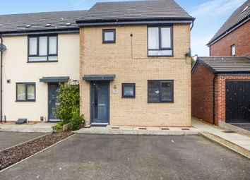 Thumbnail 3 bed town house for sale in Kirkstall Road, Barnsley