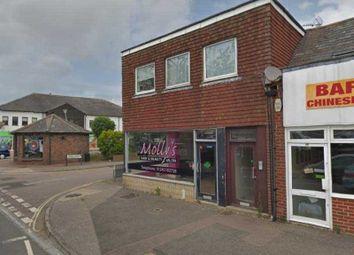 Thumbnail 1 bedroom flat to rent in Barnham Road, Barnham, Bognor Regis, West Sussex