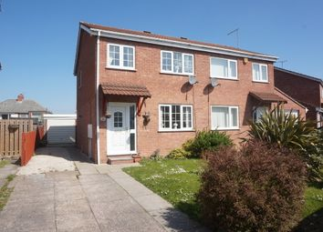 Thumbnail 3 bed semi-detached house to rent in Highfields Way, Holmewood, Chesterfield