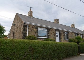 Thumbnail 3 bed bungalow for sale in Garden Terrace, Shilbottle, Alnwick