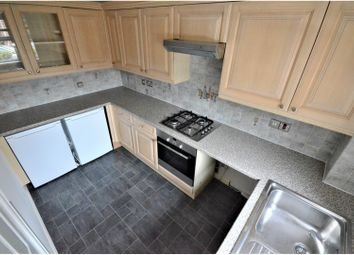 Thumbnail 2 bed terraced house to rent in Denbigh Close, Southampton