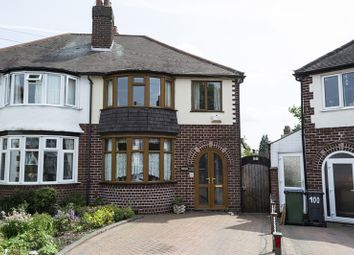Thumbnail 3 bedroom semi-detached house for sale in Bexley Grove, West Bromwich