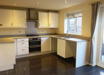 Thumbnail 3 bed property to rent in Levett Grange, Rugeley