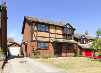 Thumbnail 4 bed detached house for sale in Stewarton Close, Arnold, Nottinghamshire