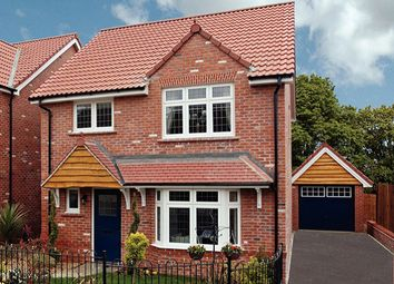 Thumbnail 4 bed detached house for sale in The Mardale House Type, Ratings Village Development, Flass Lane, Barrow-In-Furness