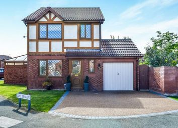 Thumbnail 3 bed detached house for sale in Lon Bedw, Rhyl, Denbighshire