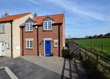 Thumbnail 3 bedroom end terrace house for sale in Pearsons Yard, Swinton, Malton