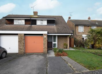 Thumbnail 3 bed semi-detached house for sale in Cornfields, Yateley