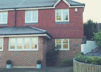 Thumbnail 3 bed semi-detached house for sale in Saddlers Hall, Saddlers Park, Eynsford, Dartford