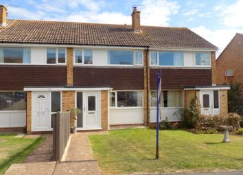 Thumbnail 3 bed terraced house for sale in Birchwood Road, Exmouth, Devon