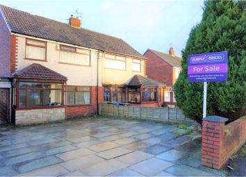 Thumbnail 3 bed semi-detached house for sale in Meadowcroft, Wigan