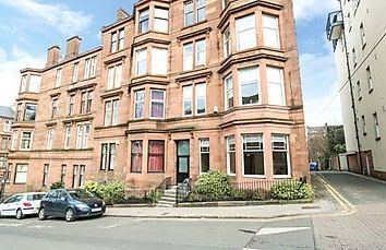 Thumbnail 3 bed flat to rent in Great George Street, Hillhead, Glasgow