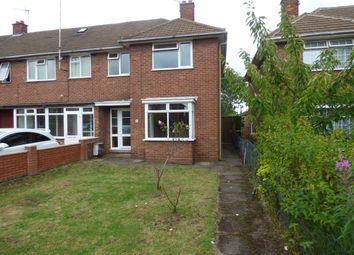 Thumbnail 3 bed terraced house for sale in Berkswell Road, Coventry