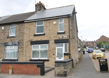 Thumbnail 3 bed end terrace house to rent in Grove Street, Barnsley