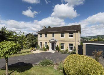 Thumbnail 4 bed detached house for sale in Trossachs Drive, Bathampton, Bath