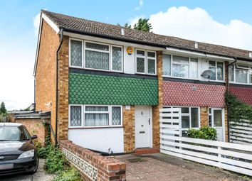 Thumbnail 2 bed end terrace house for sale in Sutton Lane, Hounslow