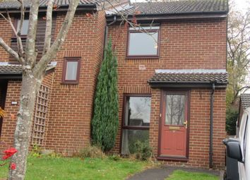 Thumbnail 2 bed end terrace house to rent in Falcon View, Winchester