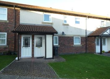 Thumbnail 2 bed flat for sale in Caldew Close, Carlisle, Cumbria