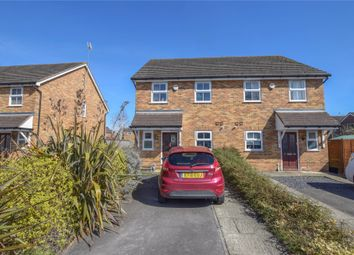 Thumbnail 3 bed semi-detached house for sale in Ladbroke Close, Woodley, Reading, Berkshire