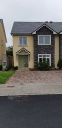 Thumbnail 4 bed semi-detached house for sale in 8 Springvale Heights, Tubbercurry, Sligo