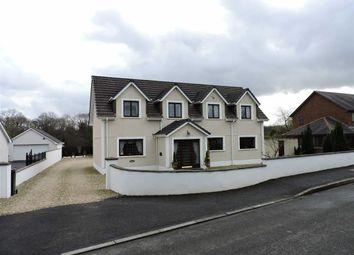 Thumbnail 3 bed detached house for sale in Waunfarlais Road, Llandybie, Ammanford
