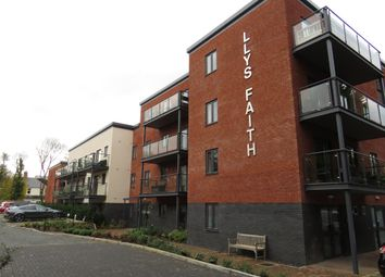 Thumbnail 1 bedroom flat for sale in Ilex Close, Llanishen, Cardiff