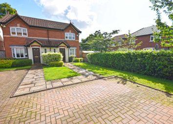 3 bed semi-detached house for sale in Lawnhurst Close, Cheadle Hulme, Cheadle SK8