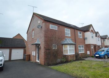 Thumbnail 3 bed semi-detached house to rent in Snowdrop Close, Bishop's Stortford