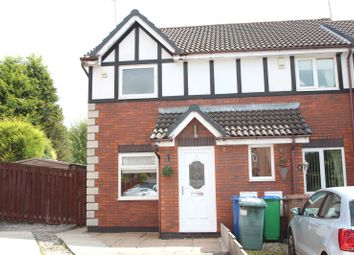 Thumbnail 2 bed end terrace house for sale in Brackenlea Fold, Caldershaw, Rochdale, Greater Manchester